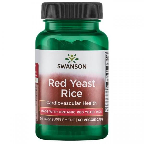 Organische Rotreishefe, Red Yeast Rice